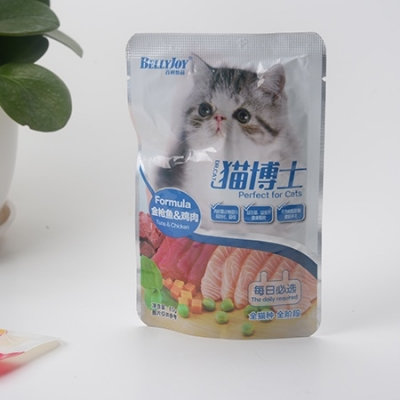 宠物猫湿粮高温蒸煮包装袋